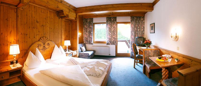 Sporthotel Ellmau, Ellmau, Austria - Bedroom interior.jpg